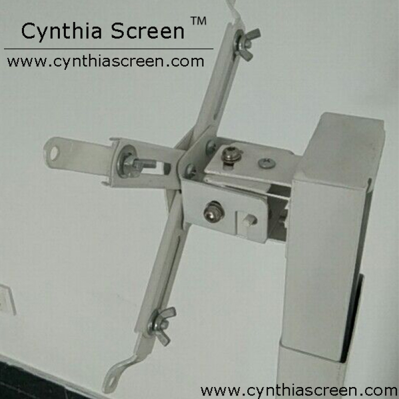 Cynthia Screen Universal Adjustable Design Short Throw